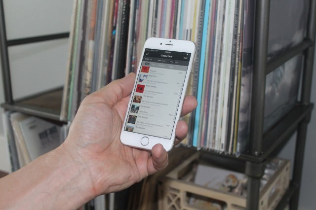 Discogs App - Collection