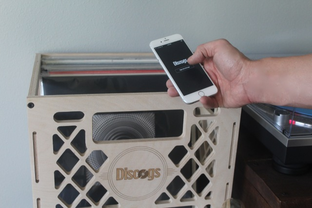 Discogs App - sign in 5