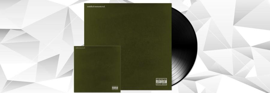 Kendrick Lamar, Vinylorchids, Vinyl, recordcover