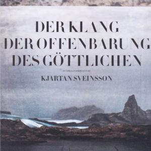 Der Klang der Offenbarung des Göttlichen, Kjartan Sveinsson, Bel Air, Vinyl, Cover