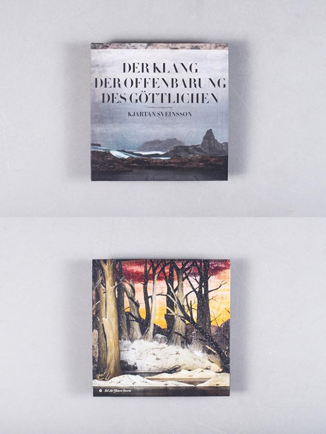 record, Kjartan Sveinsson