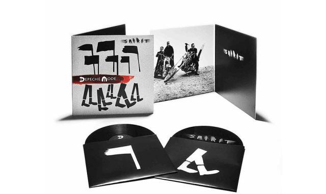 depeche mode, spirit, vinyl, anton corvijn
