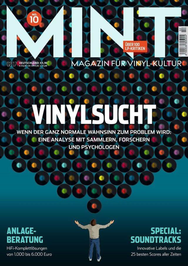 Mint magazin, Vinyl, Schallplatten,