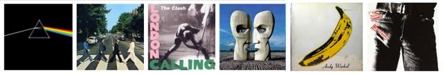 iconic covers, records, vinyl,